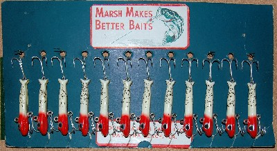 Johnny Marsh Pier Baits