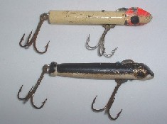 Early Porter pier baits
