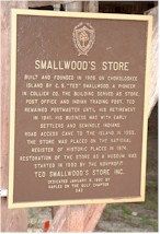 Ted Smallwood Store in Chokoloskee, Florida