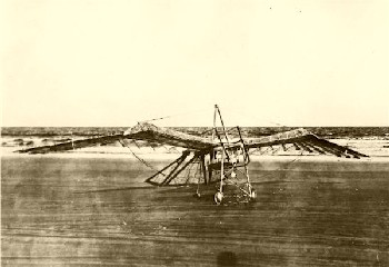 George R. White's Ornithopter