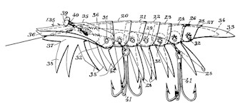 Superstrike Shrimp Patent Drawing