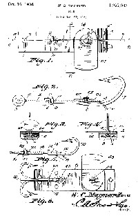 William Maynard Fishing Lure Patent Asssigned to Al Foss