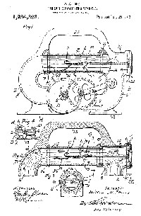 Al Foss Fishing Tackle Patent