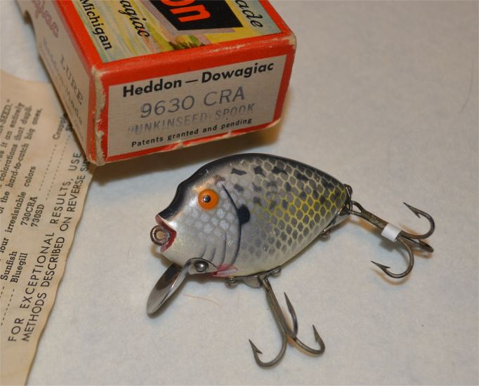 Heddon Punkinseed Spook 9630CRA (crappie) - Click Image to Close